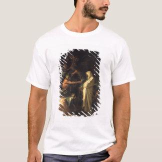 T-shirt L'esprit de Samuel apparaissant à Saul au hous