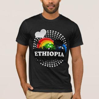 T-shirt L'Ethiopie fruitée mignonne