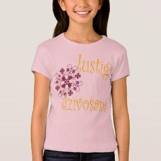 T-shirt letton du soleil de childs