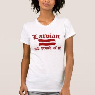 T-shirt Letton et fier de lui
