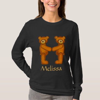 T-shirt Lettre M Initial~Custom Name~Shirt d'alphabet