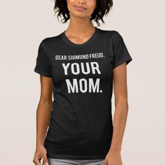 T-shirt Lettres aux personnes mortes : Sigmund Freud