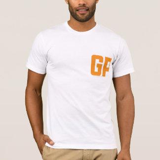 T-shirt Lettres de minimaliste de généraliste