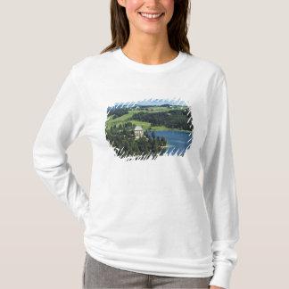 T-shirt L'Europe, Autriche, Fuschl. Château de Schloss
