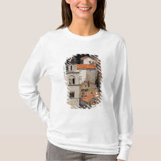 T-shirt L'Europe, Croatie. Ville murée médiévale de
