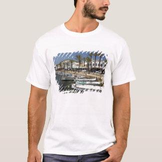 T-shirt L'Europe, Espagne, Minorca (aka Menorca). Pêche