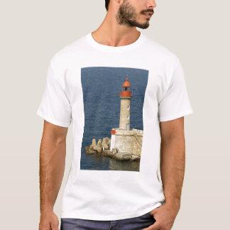 T-shirt L'Europe, France, Corse, Bastia.  Port