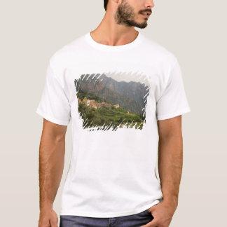 T-shirt L'Europe, France, Corse, Ota.  Ville d'Ota et