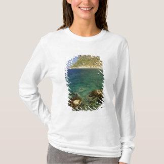 T-shirt L'Europe, Grèce, Péloponnèse, Monemvasia.