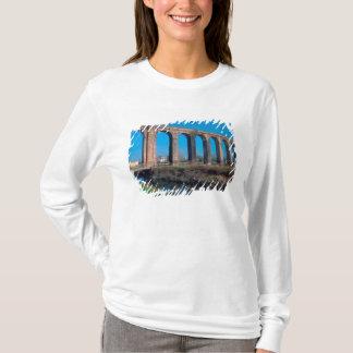 T-shirt L'Europe, Italie. Aquaduct près de Lucques