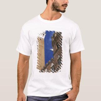 T-shirt L'Europe, Italie, Toscane, Sienne. Del de Torre