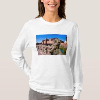 T-shirt L'Europe, le Danemark, Copenhague aka Kobenhaven),