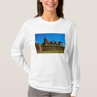 T-shirt L'Europe, le Danemark, l'Elseneur aka Elsinore),
