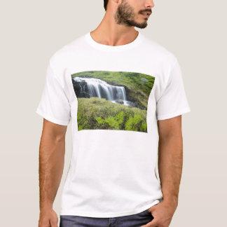T-shirt L'Europe, Norvège. Cascade