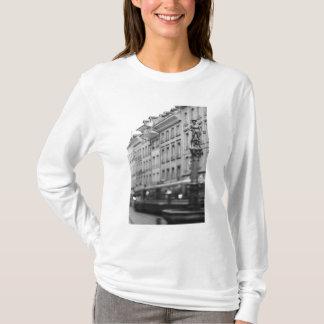 T-shirt L'Europe, Suisse, Berne. Tram, Marktgasse