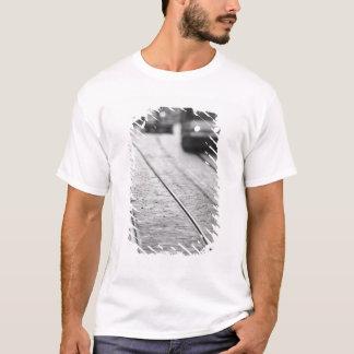 T-shirt L'Europe, Suisse, Berne. Voies de tram,