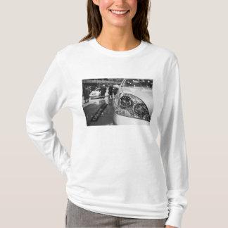 T-shirt L'Europe, Suisse, Genève. Salon de l'Automobile de
