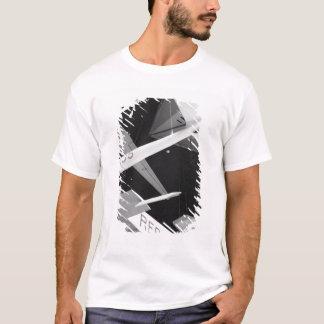 T-shirt L'Europe, Suisse, luzerne. Planeur aérien