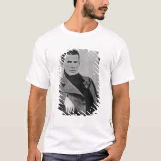 T-shirt Lev Nikolaevich Tolstoy en tant qu'étudiant
