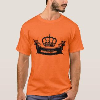 T-shirt Leve de Koning de Lang