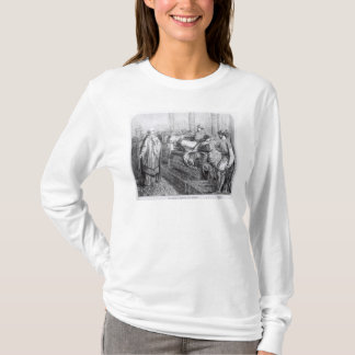 T-shirt L'évêque de Salisbury avant Saladin