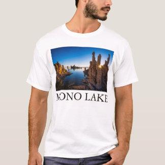 T-shirt Lever de soleil au lac mono, la Californie
