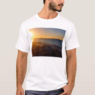 T-shirt Lever de soleil, coucher du soleil
