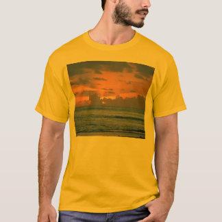 T-shirt Lever de soleil en République Dominicaine