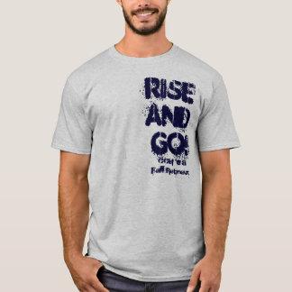 T-shirt Levez-vous et allez ! Retraite de chute