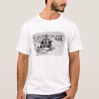 T-shirt Lewis et Clark à la bouche de la Colombie