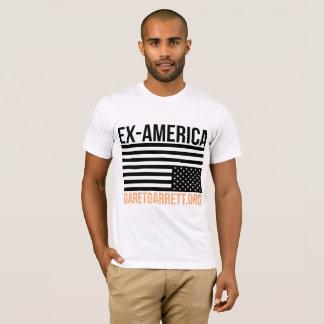 T-shirt L'Ex-Amérique a inversé 2