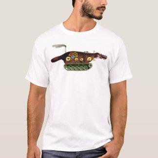 T-shirt L'explorateur d'ornithorynque de ~ de