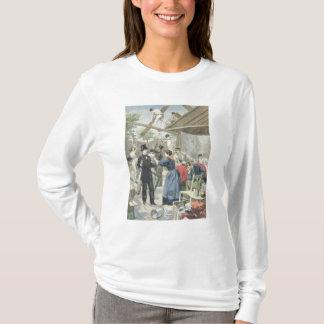 T-shirt L'expulsion des pauvres des taudis
