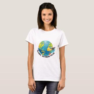 T-shirt L'extrémité globale filme la chemise classique de