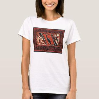 T-shirt lezard