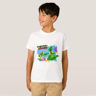 T-shirt Lézard AP de BOGP : Pièce en t de militaire de