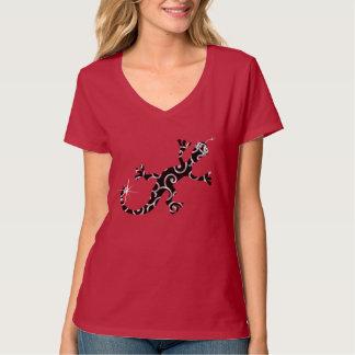 T-shirt Lézard de Gecko de diamant