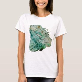 T-shirt Lézard d'iguane