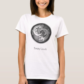 T-shirt Lézards de danse