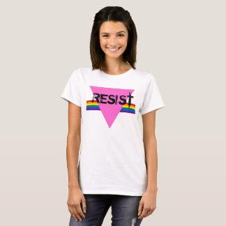 T-shirt LGBTQ résistent