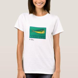 T-shirt L'habillement léger des femmes de Mahi-Mahi