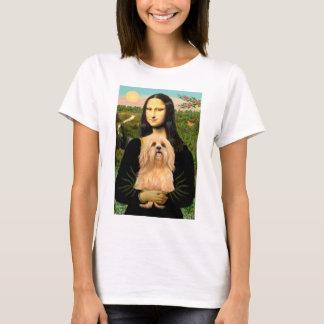 T-shirt Lhasa Apso 9 - Mona Lisa