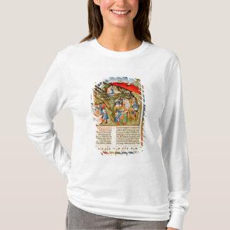 T-shirt L'histoire de Joseph, illustration