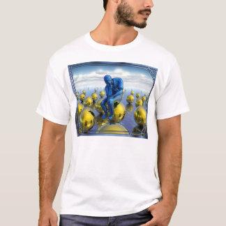 T-shirt L'homme de pensée