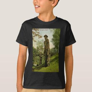T-shirt L'homme en bois Marquette, Michigan de Harlow