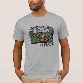 T-shirt l'homme, le mythe…