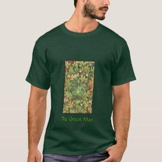 T-shirt L'homme vert