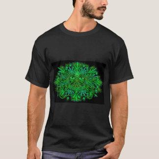 T-shirt L'homme vert pour 2017