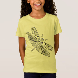 T-Shirt Libellule Zendoodle