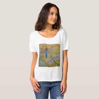T-shirt Libellules